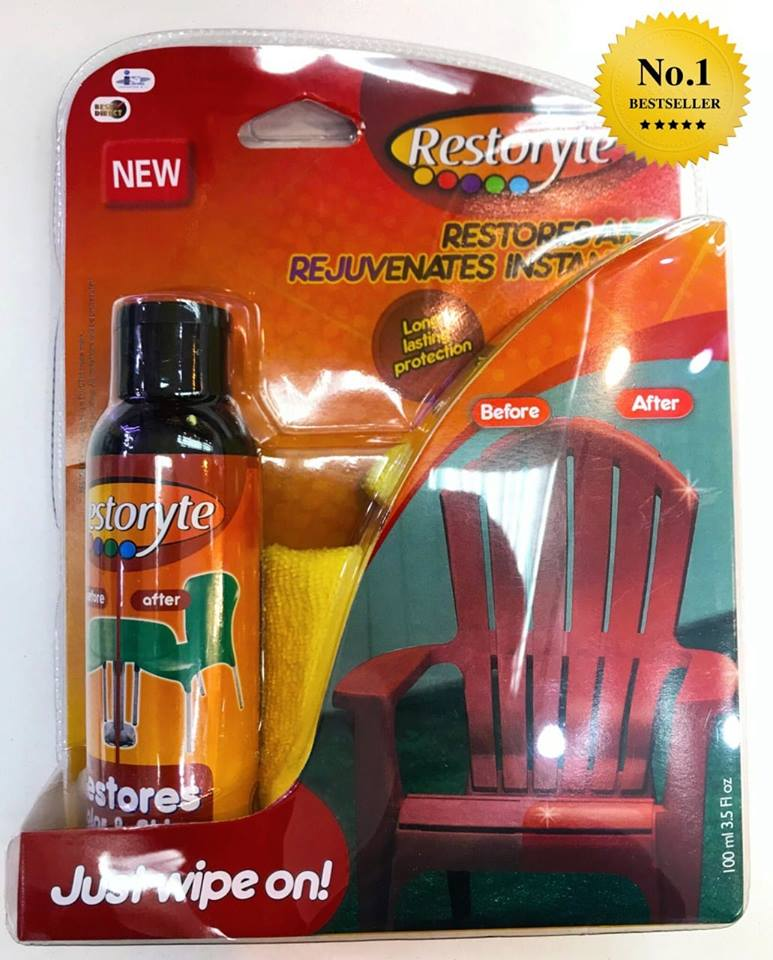 Restaurador De Cor Restoryte Cleaner (100ml) Da Tv