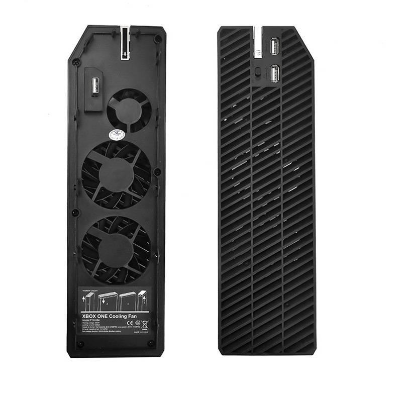 Ventilador Usb Cooler Para Xbox One