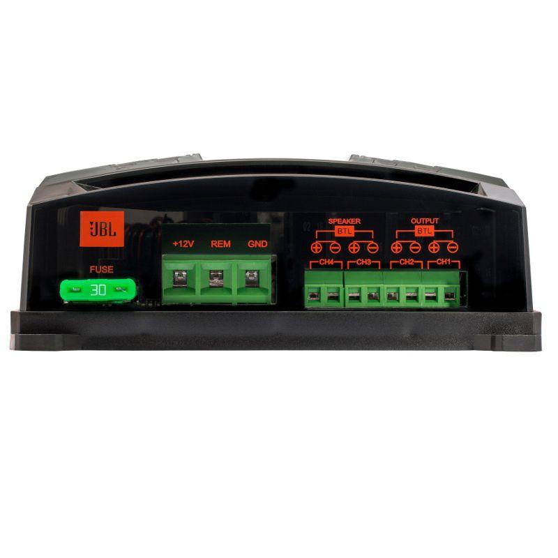 Amplificador BR-A 400.4