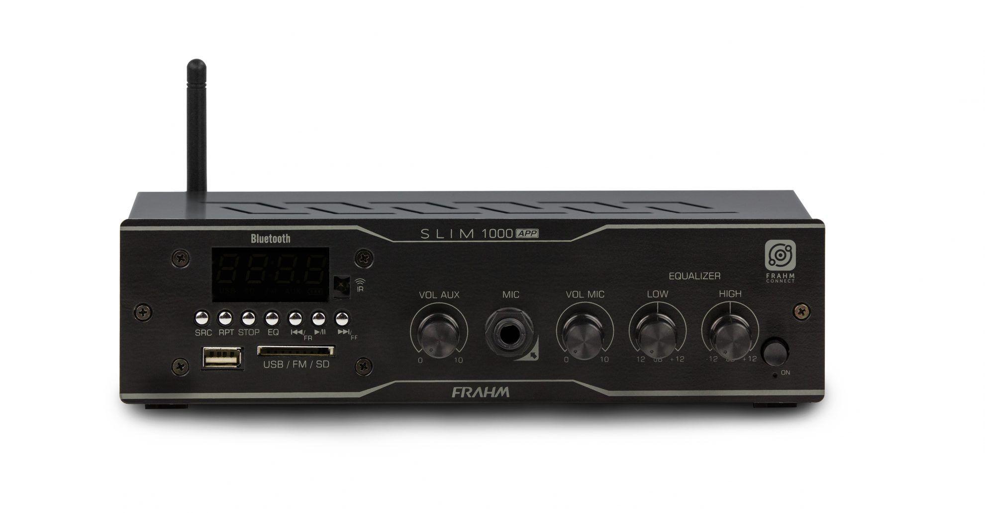 Amplificador FRAHM SLIM1000 APP
