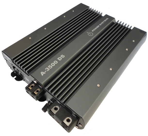 Amplificador Power Systems A3500 D com 1 Canal