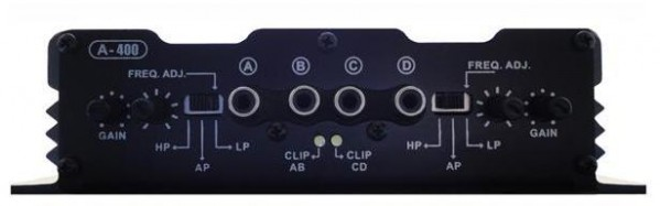 Amplificador Power Systems A400 D com 4 Canais