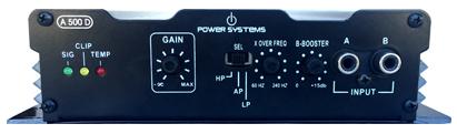 Amplificador Power Systems A500 D com 2 Canais