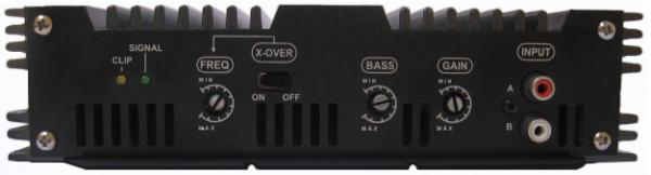 Amplificador Power Systems A600 D com 2 canais
