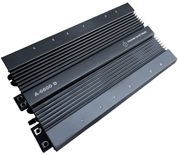 Amplificador Power Systems A6600 D com 1 canais