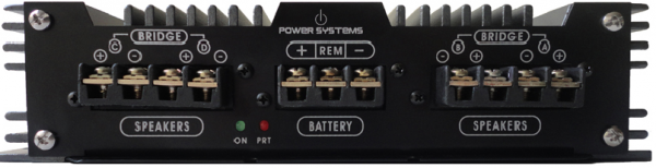 Amplificador Power Systems A900 D com 4 canais