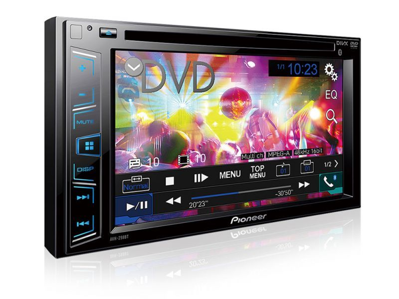 DVD Player AVH-298BT Pioneer