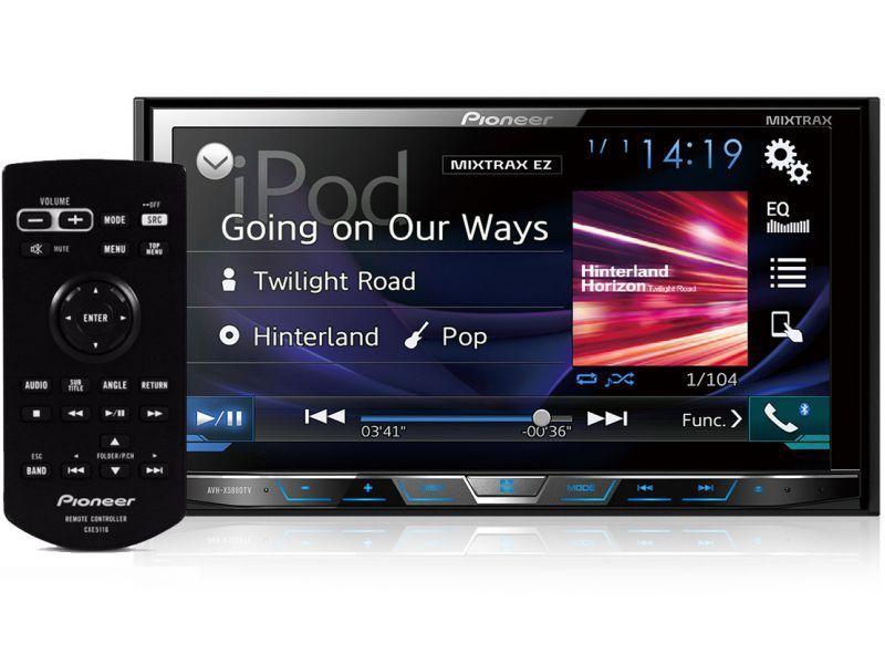 DVD Player AVH-X598TV Pioneer