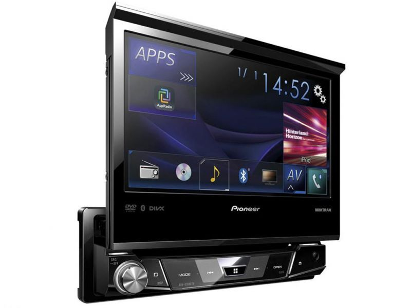 DVD Player AVH-X7880TV Pioneer