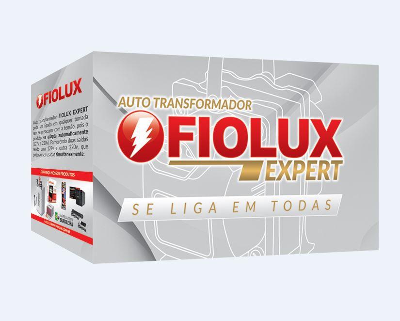 Conversor De Voltagem Automático Bivolt Expert Fiolux 2000VA