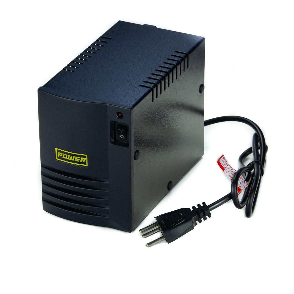 Protetor De Energia 1000 Va 110 V 127 V Fiolux Power