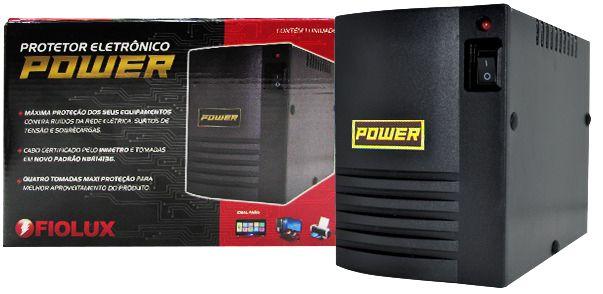 Protetor De Energia 2000 Va 220 V Fiolux Power