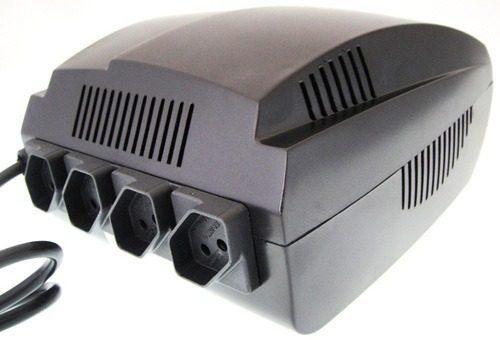 Protetor De Energia 750 VA 110 V 127 V Fiolux Power