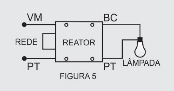 Reator para Lâmpadas Vapor Sódio/Metálico 250W 220V Externo - Com INMETRO