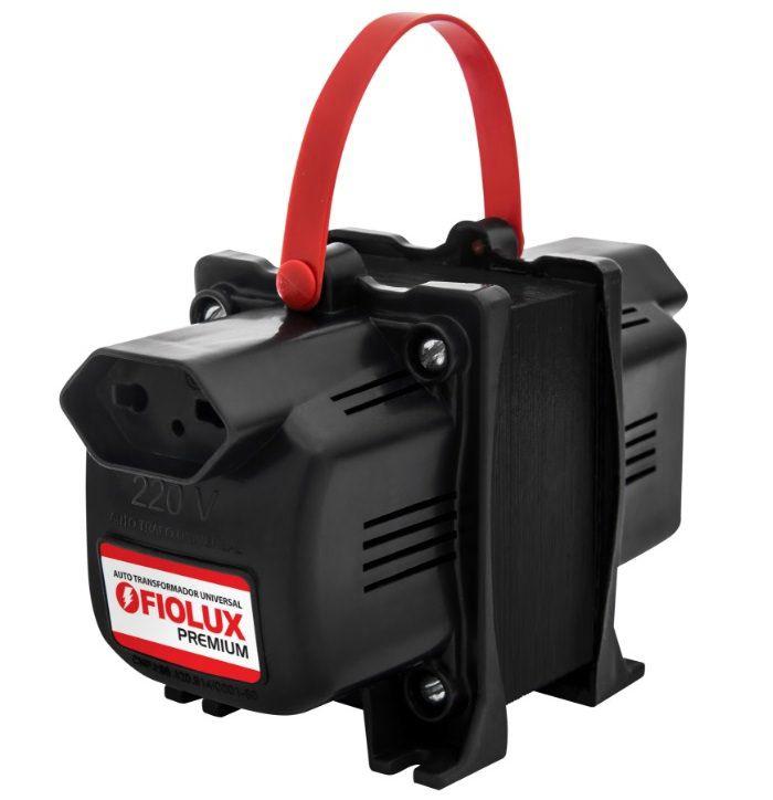 Transformador Fiolux Premium 100VA Bivolt 110/220 e 220/110 Ref: 100 VA