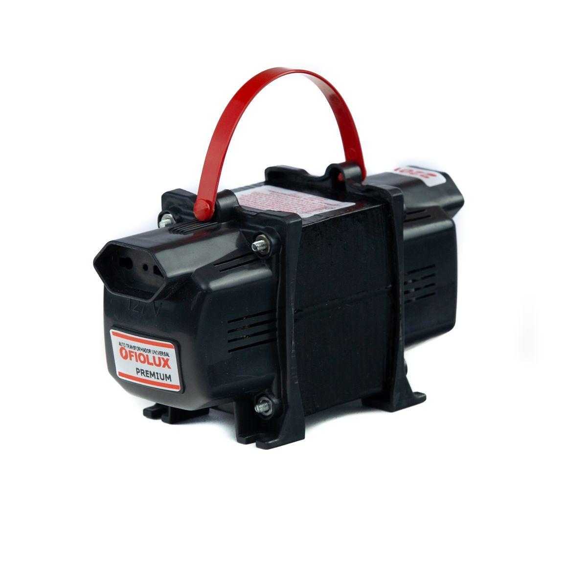Transformador Fiolux Premium 2000VA Bivolt 110/220 e 220/110 Ref: 2000 VA