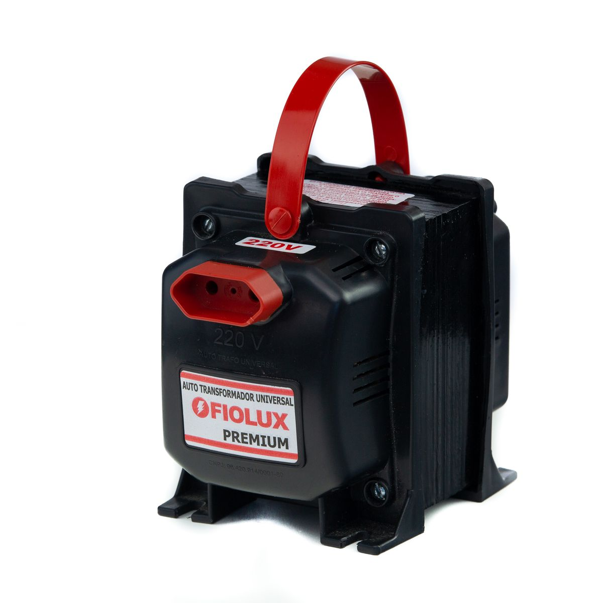 Transformador Fiolux Premium 4000VA Bivolt 110/220 e 220/110 Ref: 4000 VA