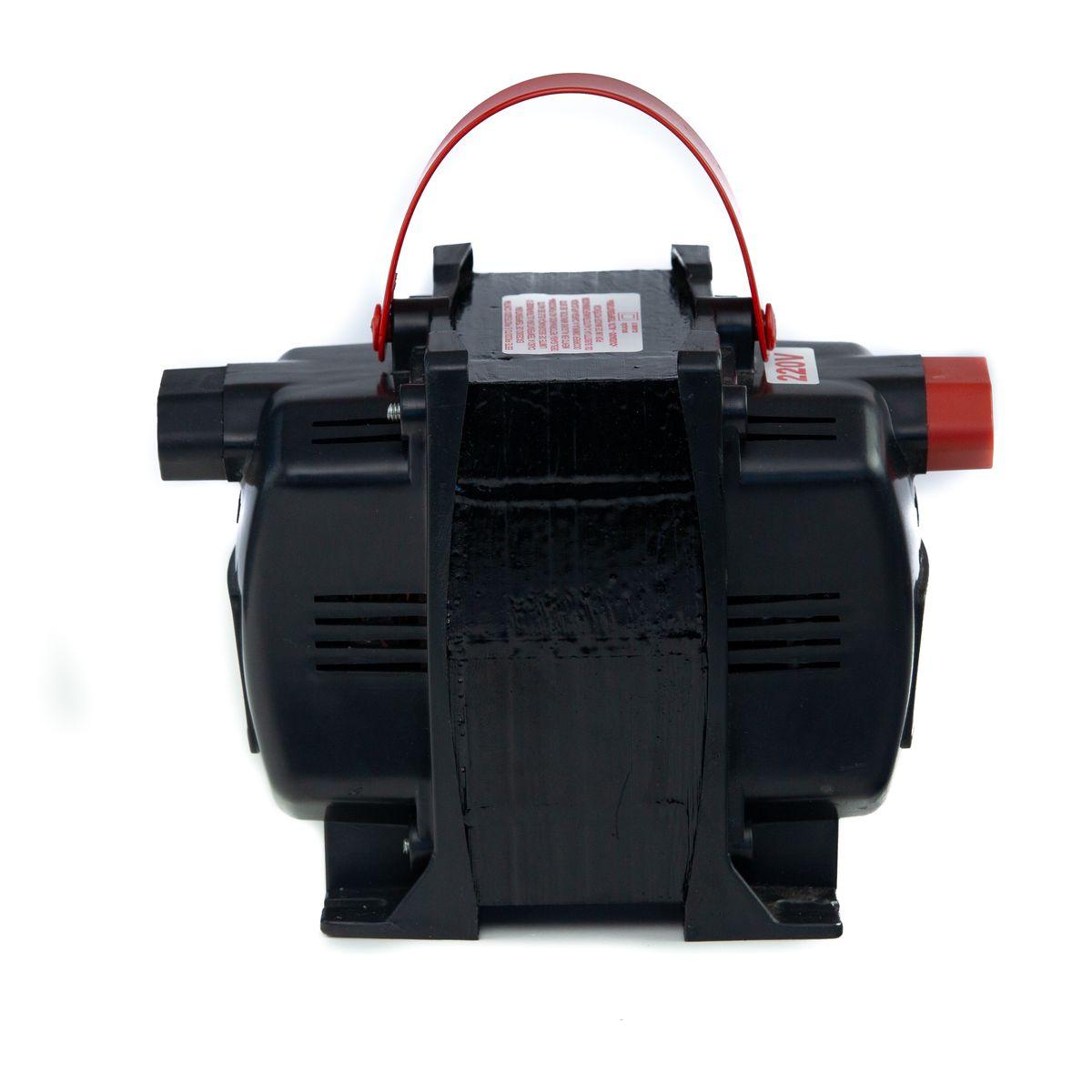 Transformador Fiolux Premium 5000VA Bivolt 110/220 e 220/110 Ref: 5000 VA