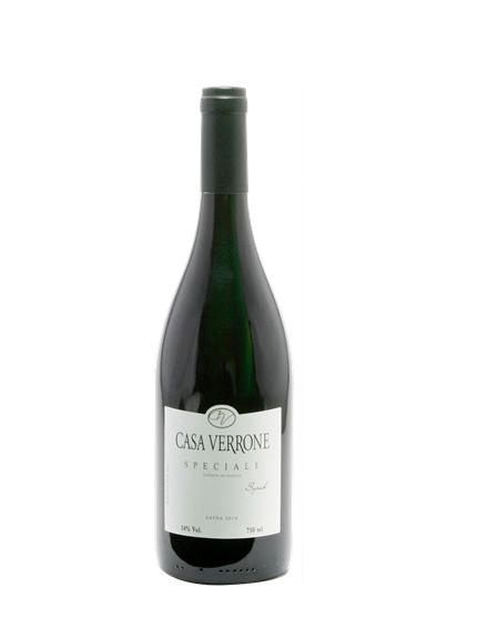 Casa verrone speciale syrah encontre vinhos for Casa speciale