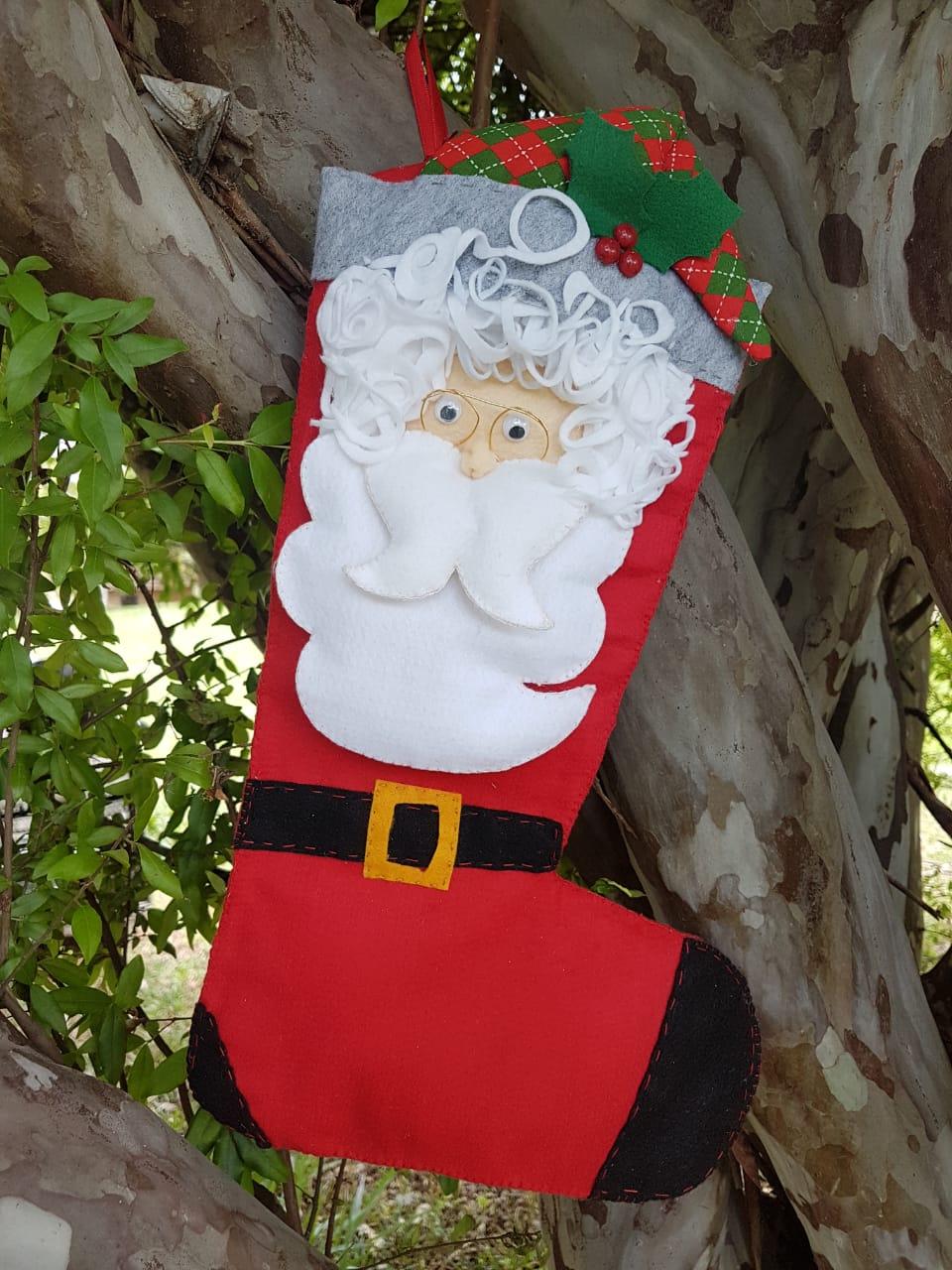 Bota do Papai Noel