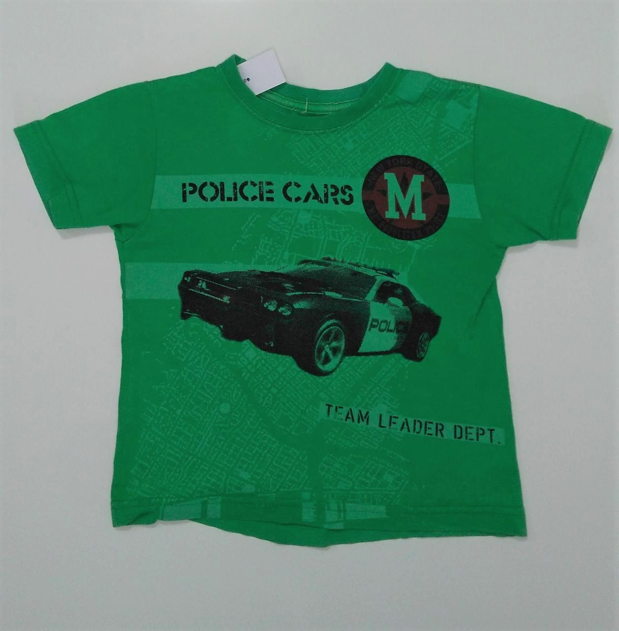 Camiseta infantil - menino - tamanho 2