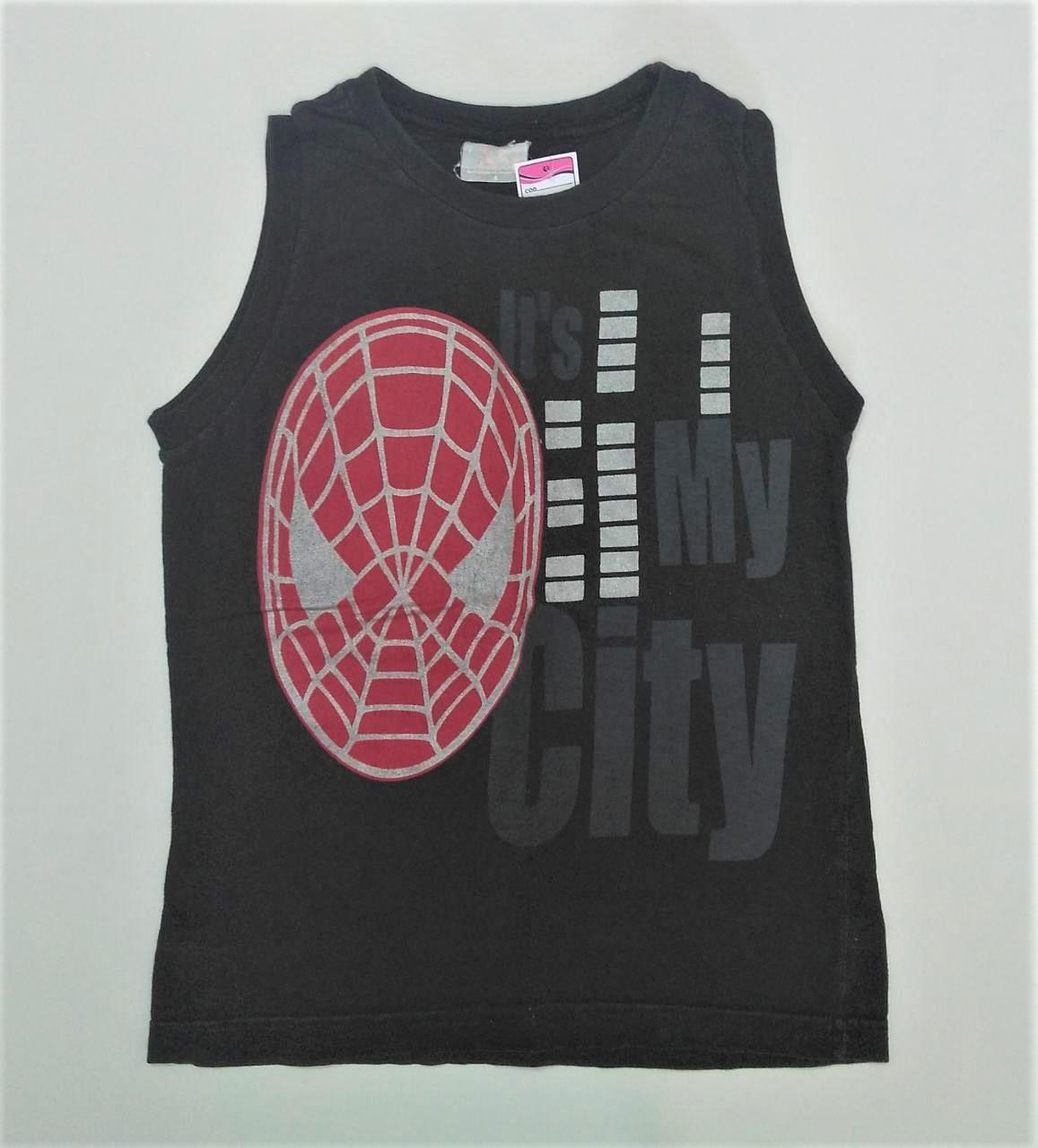 Regata infantil Homem Aranha - tamanho 6