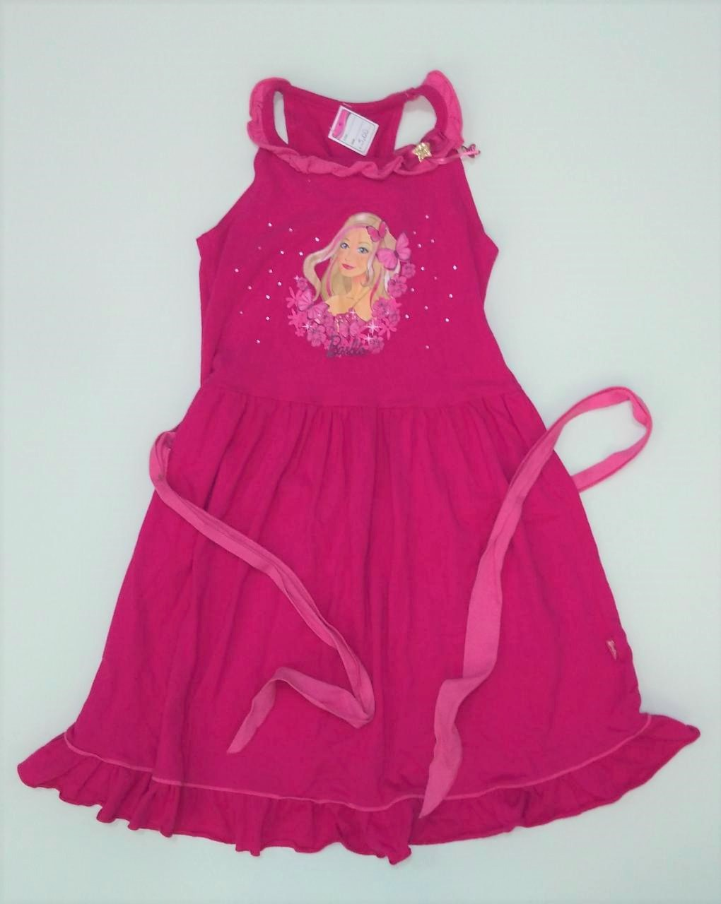 Vestido infantil - tamanho 10