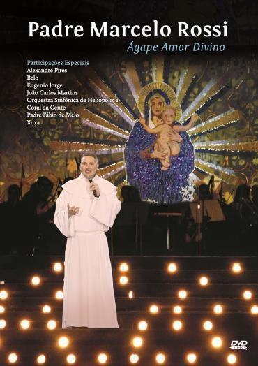 Livro Ágape + DVD AGAPE