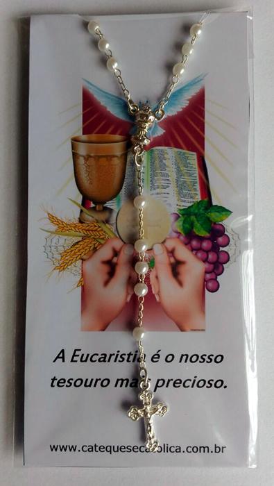 Terço Eucarístia