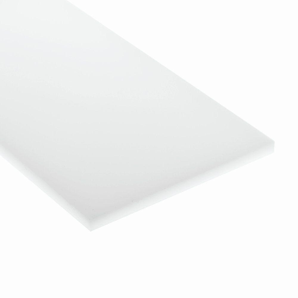 Chapa Policarbonato Compacto Branco 4mm 2,0x6,0m