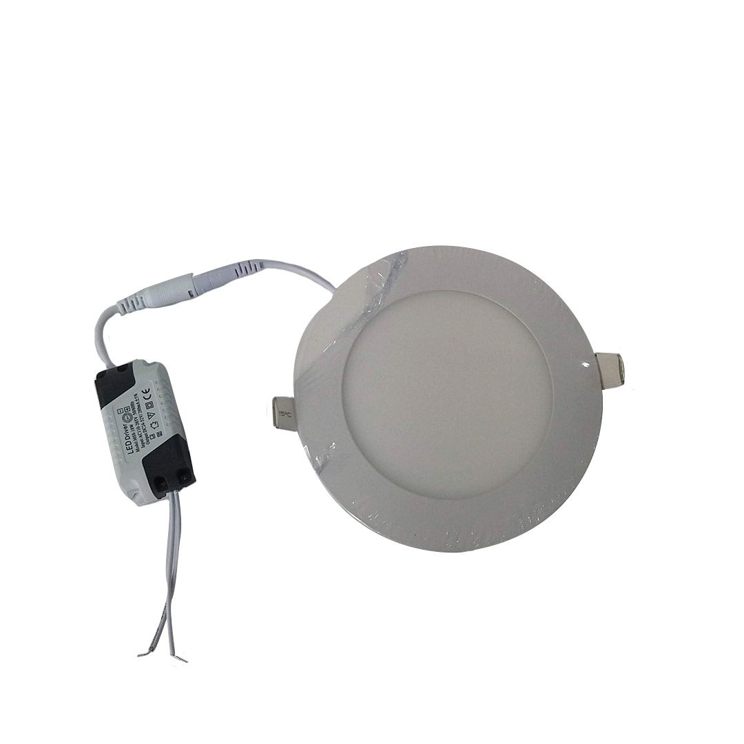 LÂMPADA PLAFON SOBREPOR LED 15CM 9W