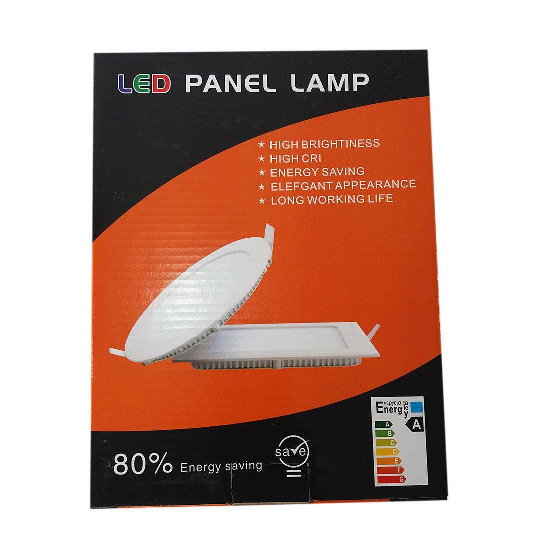 LAMPADA PLAFON SOBREPOR LED 9W