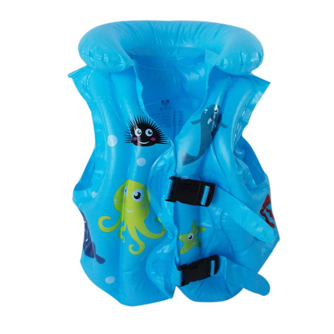 COLETE INFLÁVEL INFANTIL PVC