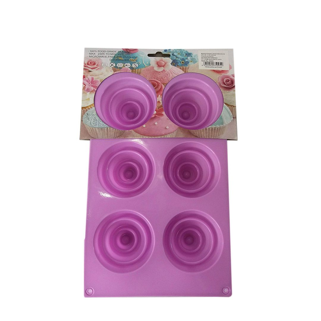 FORMA CUPCAKES SILICONE 30CM