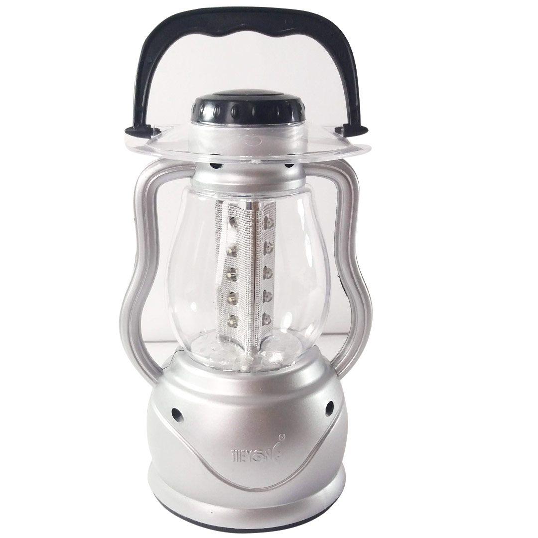 LUMINÁRIA LAMPIÃO 15 LEDS A PILHA