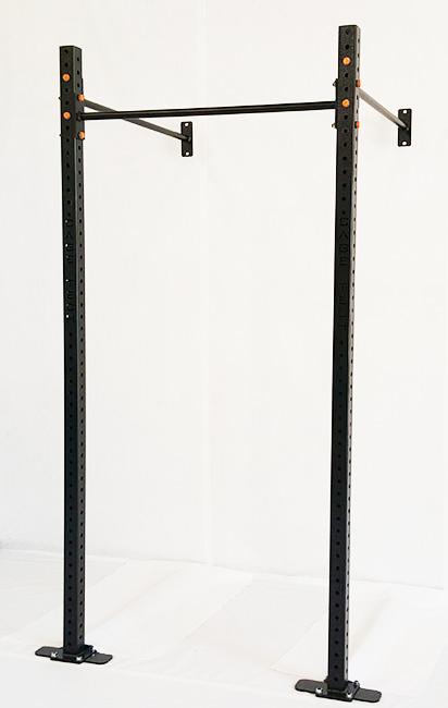 Barra fixa de parede c/ poste - 0182