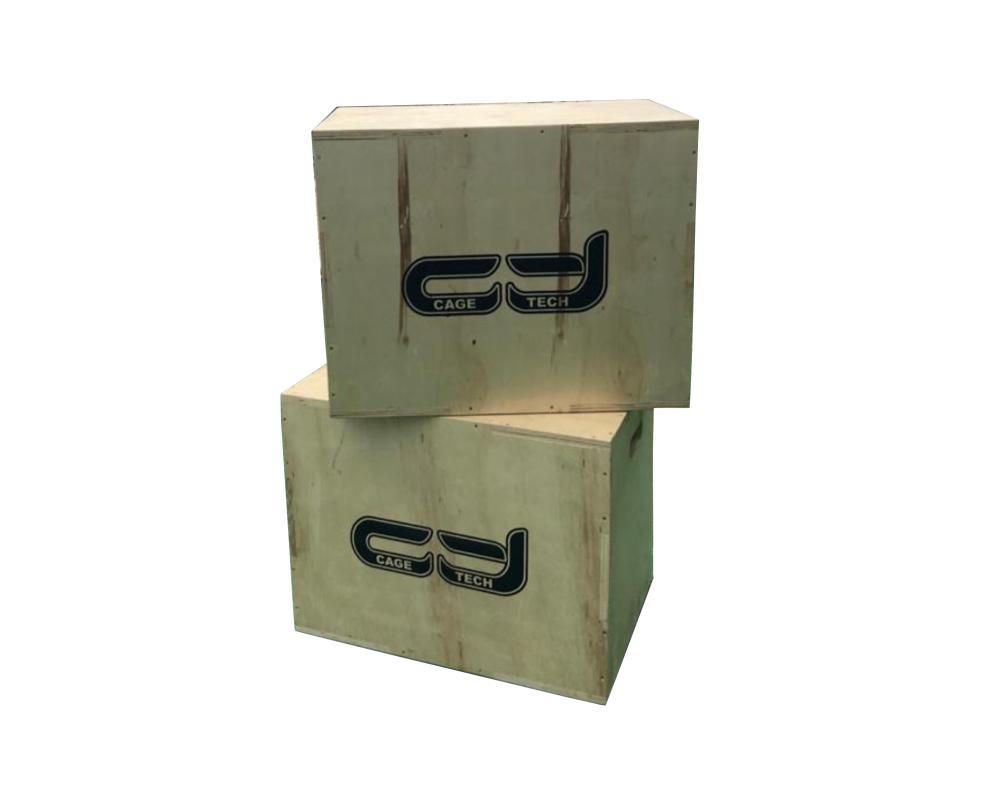 Caixa Poliometria /  BOX  JUMP