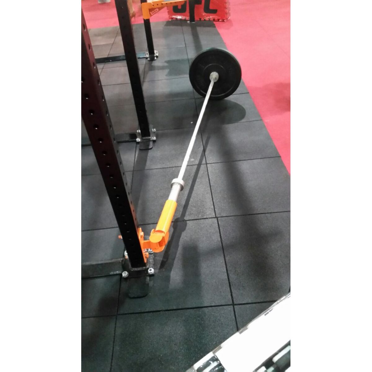 Piso emborrachado fitness - 15mm