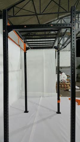 Suporte p/ monkey bars de 1,10m