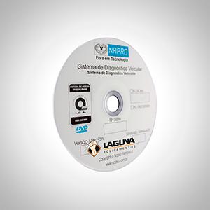 Atualização scanner automotivo NAPRO PC-SCAN3000 USB versão 11,12 e 13