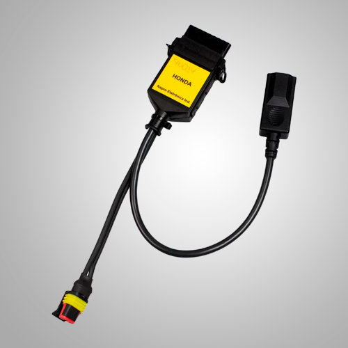 Cabo Honda - Scanner Napro PC SCAN 3000