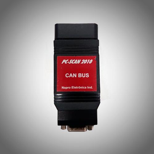 Conector CAN BUS NAPRO (TROCA) Conector SAE / CAN / SW