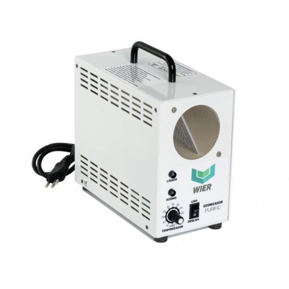 Gerador de Ozônio Higienizador PURIFIC WIER