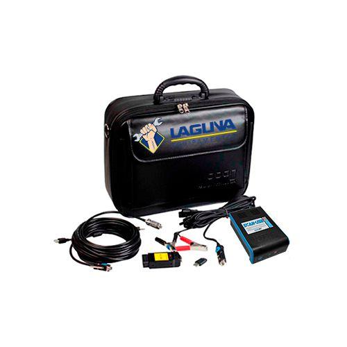 Scanner Automotivo NAPRO PC-SCAN3000 FL Versão 18 c/ 14 cabos e conectores