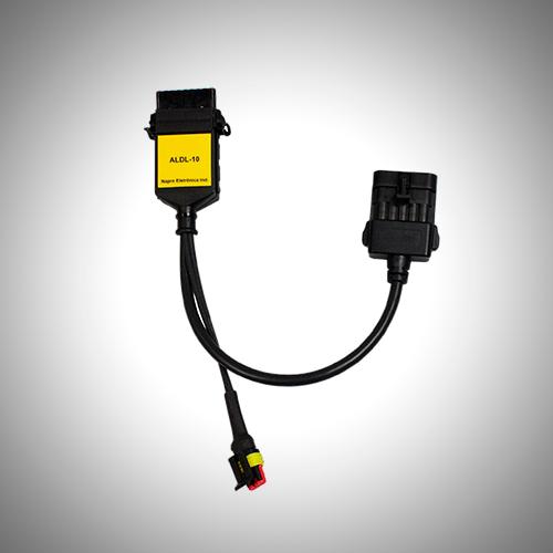 Scanner Automotivo NAPRO PC-SCAN3000FL Versão 17 c/ 14 cabos e conectores