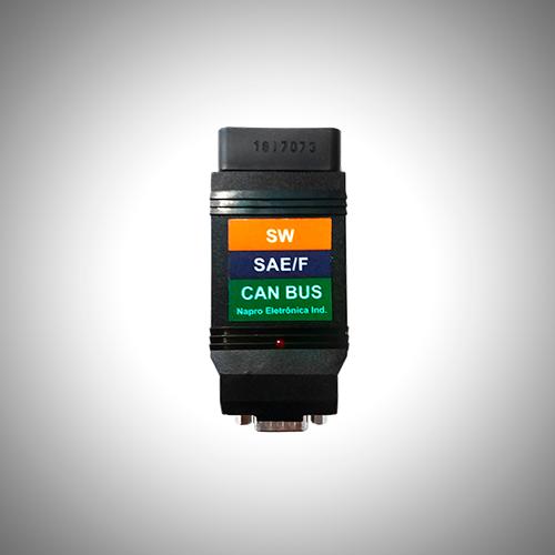 Scanner Automotivo NAPRO PC-SCAN3000 FL Versão 18 c/ 6 cabos e conectores