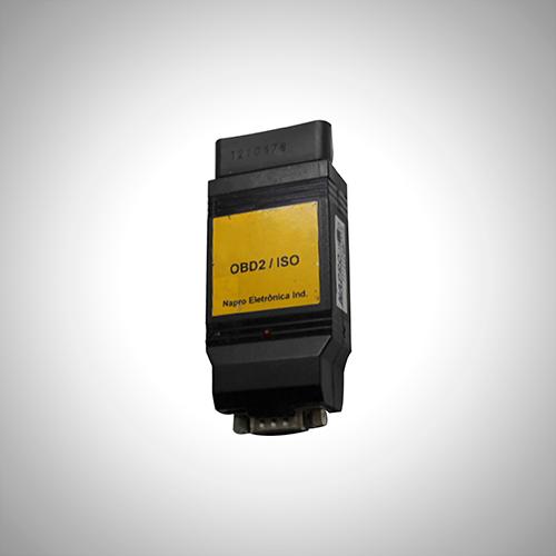Scanner Automotivo NAPRO PC-SCAN3000FL Versão 17 c/ 7 cabos e conectores