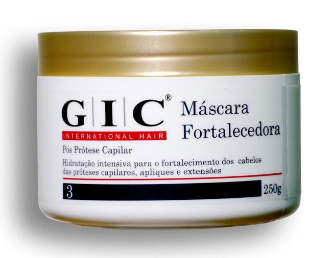Máscara Fortalecedora GIC 200ml