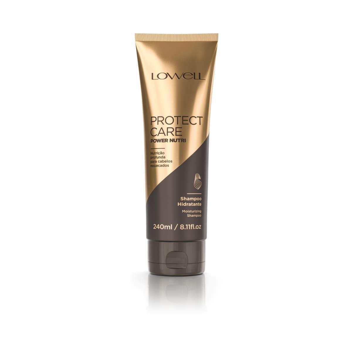 Shampoo Protect Care Power Nutri - 240ml