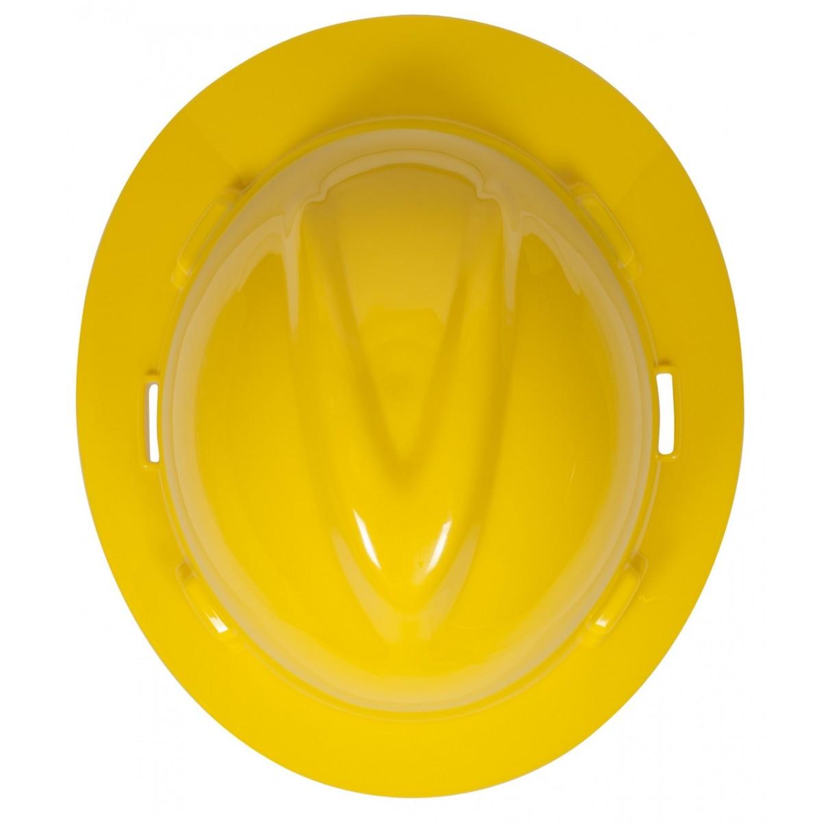 ef766c793f233 Capacete de Segurança V-Gard® Aba Total - MSA - NormasBR EPI s